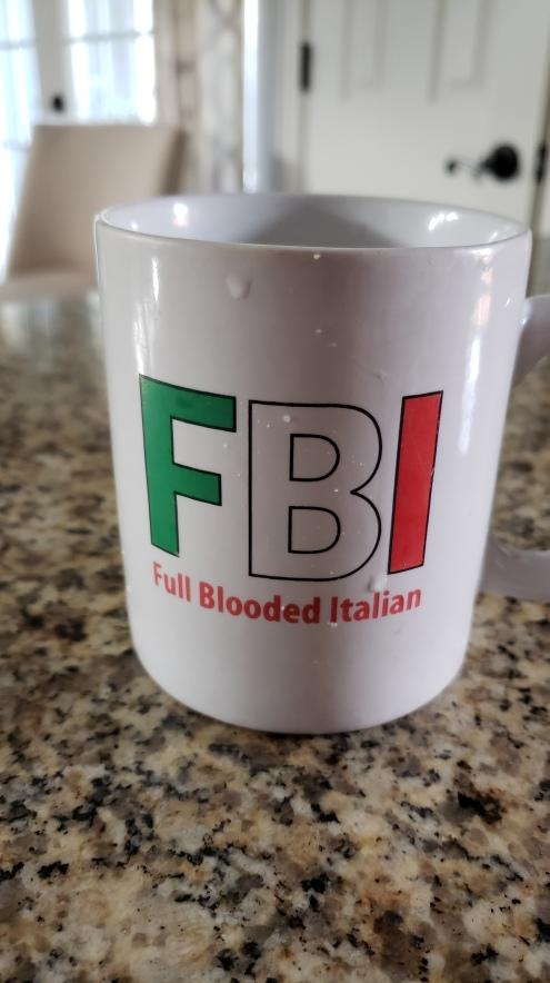 FBI cup